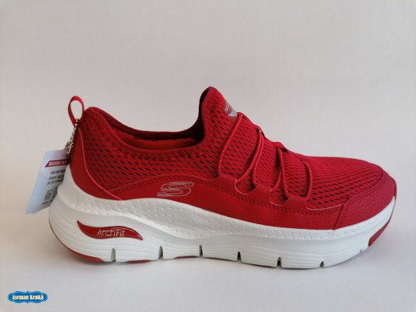 Skechers punainen Archfit